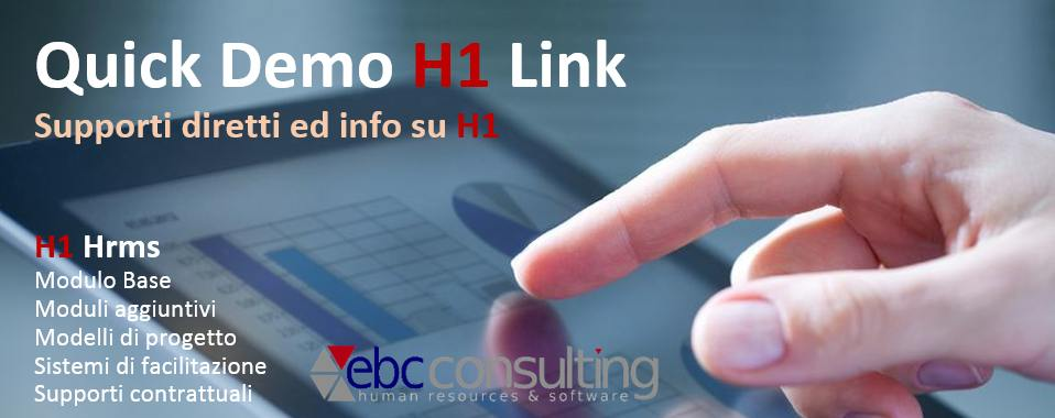 Quick demo H1 Link EBC CONSULTING hr