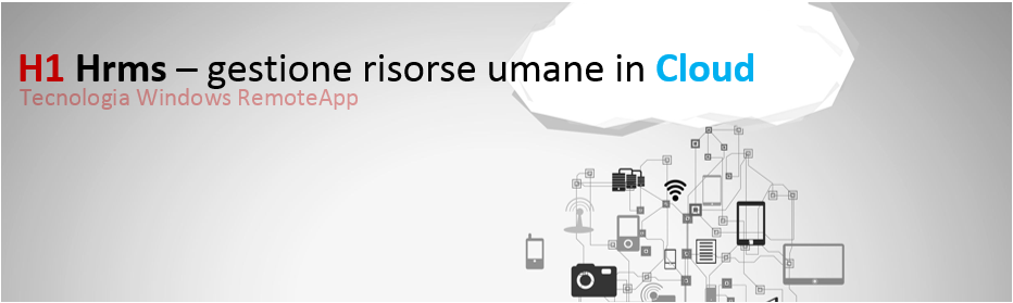 Software gestione risorse umane in cloud H1 Hrms