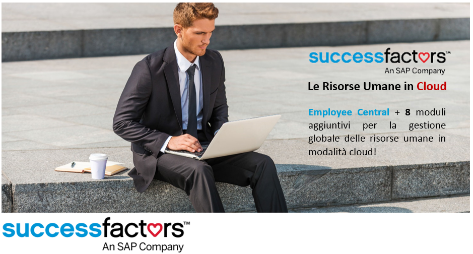 SuccessFactors Gestione risorse umane in cloud EBC Consulting