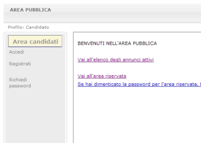 H1 Sel recruiting software MyArea Candidato
