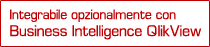 Integrazione possibile con Business Intelligence QlikView