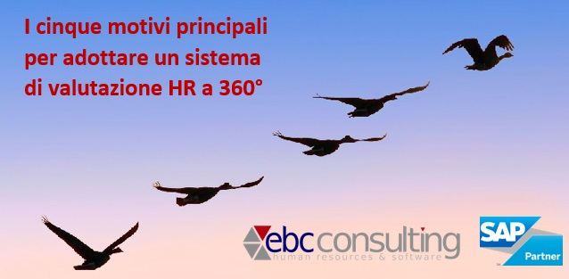 valutazione feedback 360 ebc consulting successfactors sap